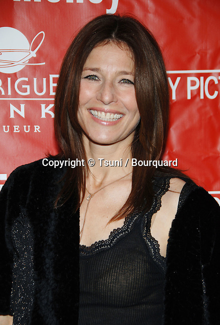 Catherine Keener arriving at the Friends With Money Premiere at the Egyptian Theatre in Los Angeles, March 27, 2006.