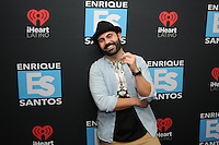 FORT LAUDERDALE, FL - OCTOBER 04: Enrique Santos poses for a portrait at iHeart Latino on October 4, 2016 in Fort Lauderdale, Florida. Credit: mpi04/MediaPunch
