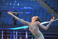 RITA MAMUN of Russia performs @ 2014 World Cup Pesaro, April 12th.