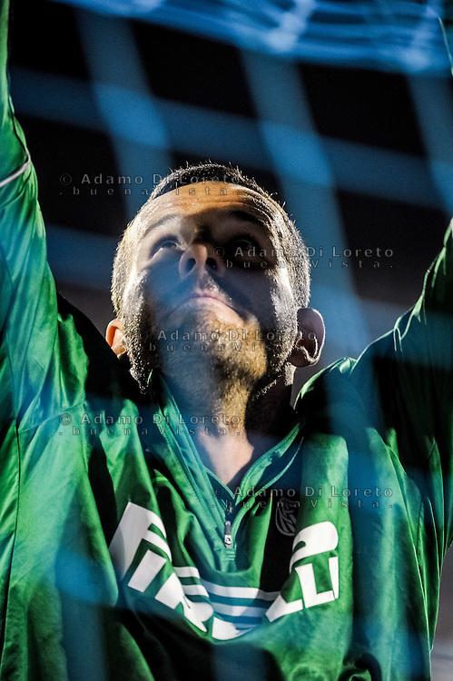 Handanovic Samir (Inter) during the Italian Serie A football match Pescara vs SSC Inter on September 11, 2016, in Pescara, Italy. Photo by Adamo DI LORETO