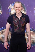Jonnie Peacock<br /> at the launch of the new series of &quot;Strictly Come Dancing, New Broadcasting House, London. <br /> <br /> <br /> &copy;Ash Knotek  D3298  28/08/2017