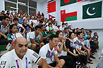 Gemeral view,<br /> AUGUST 19, 2018 - Shooting : <br /> 10m Air Pistol Mixed Team Final<br /> at Jakabaring Sport Center Shooting Range <br /> during the 2018 Jakarta Palembang Asian Games <br /> in Palembang, Indonesia. <br /> (Photo by Yohei Osada/AFLO SPORT)
