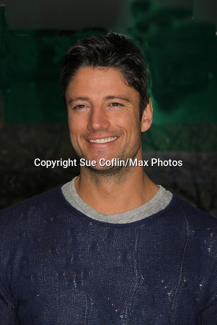 """Days of our Lives James Scott at a book signing for """"Days Of Our Lives: A celebration in Photos - 45 years"""" on February 25, 2011 at the NBC Experience Store, Rockefeller Center, New York City, New York. (Photo by Sue Coflin/Max Photos)"""