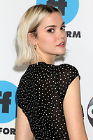 LOS ANGELES - FEB 5:  Maia Mitchell at the Disney ABC Television Winter Press Tour Photo Call at the Langham Huntington Hotel on February 5, 2019 in Pasadena, CA.<br /> CAP/MPI/DE<br /> ©DE//MPI/Capital Pictures