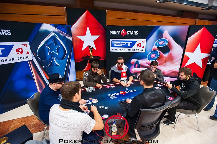 Final Table Underway