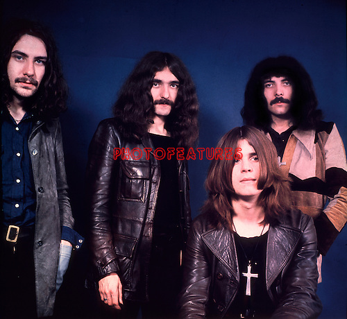 Black Sabbath 1970<br /> © Chris Walter