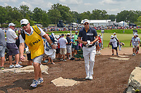 Martin Kaymer (GER) heads for 12 during 4th round of the 100th PGA Championship at Bellerive Country Club, St. Louis, Missouri. 8/12/2018.<br /> Picture: Golffile   Ken Murray<br /> <br /> All photo usage must carry mandatory copyright credit (© Golffile   Ken Murray)