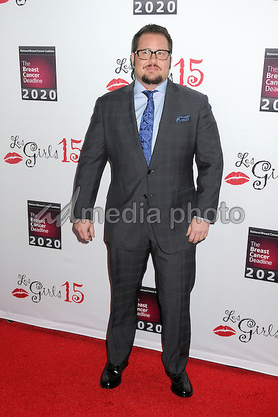 11 October 2015 - Hollywood, California - Chaz Bono. 15th Annual Les Girls Cabaret held at Avalon. Photo Credit: Byron Purvis/AdMedia