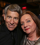 Stephen Schwartz and Dale Soules attends the After Party for the Dramatists Guild Foundation toast to Stephen Schwartz with a 70th Birthday Celebration Concert at The Hudson Theatre on April 23, 2018 in New York City.