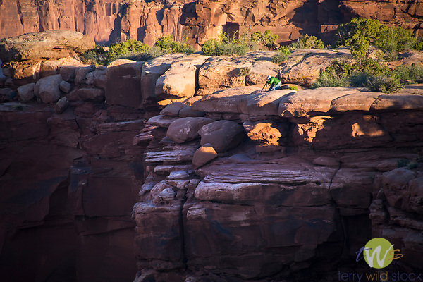 Canyonlands National Park. Utah. Photographer