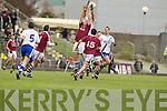 Saint Marys v Dromid Pearses in the Castleisland Mary County Junior football Final at Austin Stack park, Tralee on Sunday.