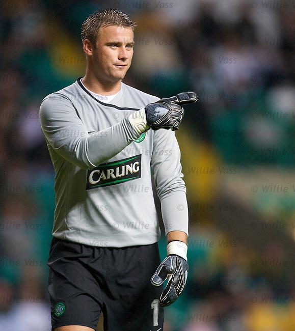 Artur Boruc, Celtic