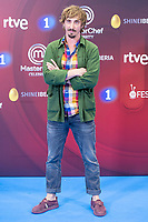 Ivan Massague attends to presentation of 'Master Chef Celebrity' during FestVal in Vitoria, Spain. September 06, 2018.. (ALTERPHOTOS/Borja B.Hojas) /NortePhoto.com NORTEPHOTOMEXICO