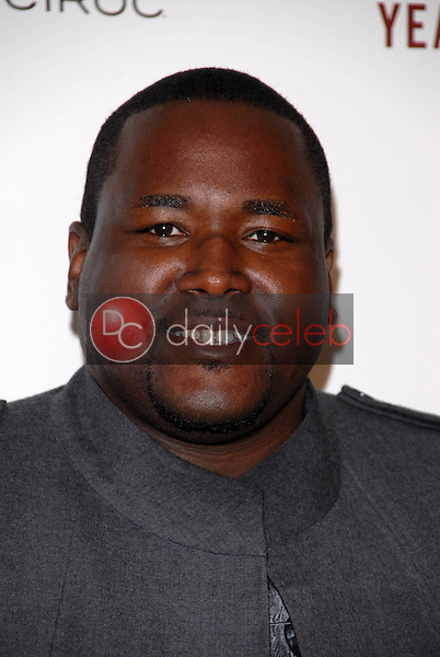 Quinton Aaron<br /> at E!'s 20th Birthday Bash Celebrating Two Decades of Pop Culture, The London, West Hollywood, CA. 05-24-10<br /> David Edwards/DailyCeleb.Com 818-249-4998