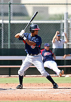 Ronald Rivas / Cleveland Indians 2008 Instructional League..Photo by:  Bill Mitchell/Four Seam Images
