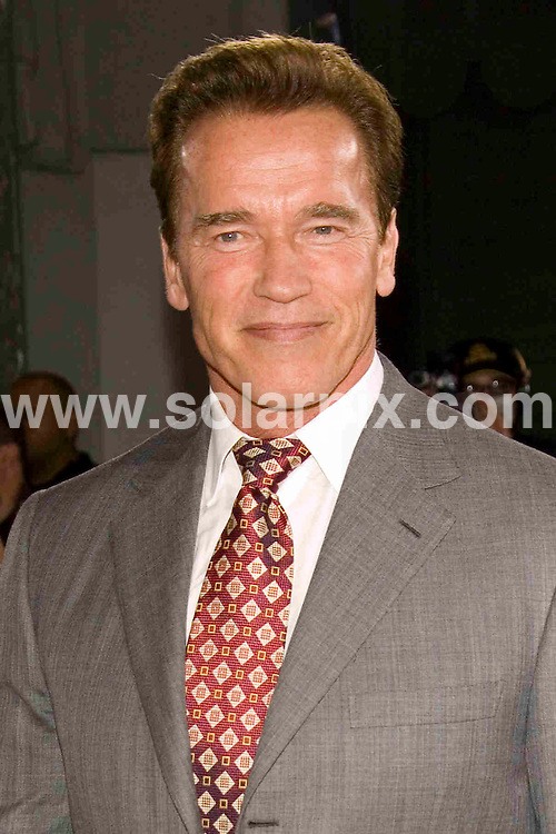 ALL ROUND PICTURES FROM SOLARPIX.COM SYNDICATION RIGHTS FOR UK, SOUTH AFRICA, DUBAI, AUSTRALIA..Arnold Shwarzenegger and wife arrives at the premiere of the film, ROCKY BALBOA in Hollywood, Ca. at Grauman's Chinese Theater on Dec 13, 2006...DATE: 13/12/2006-JOB REF: 3164-PHZ.**MUST CREDIT SOLARPIX.COM OR DOUBLE FEE WILL BE CHARGED**