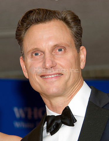 Actor Tony Goldwyn arrives for the 2016 White House Correspondents Association Annual Dinner at the Washington Hilton Hotel on Saturday, April 30, 2016.<br /> Credit: Ron Sachs / CNP<br /> (RESTRICTION: NO New York or New Jersey Newspapers or newspapers within a 75 mile radius of New York City)/MediaPunch