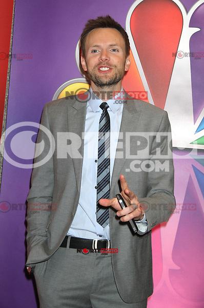 Joel McHale at NBC's Upfront Presentation at Radio City Music Hall on May 14, 2012 in New York City. ©RW/MediaPunch Inc.