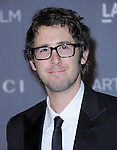 Josh Groban at The LACMA 2012 Art + Film Gala held at LACMA in Los Angeles, California on October 27,2012                                                                   Copyright 2012  DVS / Hollywood Press Agency