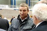 24/05/2014<br /> Fianna Fail TD Niall Collins pictured at the Limerick Count Centre.<br /> Pic: Don Moloney/Press 22
