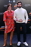 Macarena Gomez and Antonio Velazquez attend Los Rodriguez y el mas alla photocall on October 22, 2019 in Madrid, Spain.(ALTERPHOTOS/ItahisaHernandez)