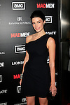 LOS ANGELES, CA - MAR 14: Jessica Paré at AMC's special screening of 'Mad Men' season 5 held at ArcLight Cinemas Cinerama Dome on March 14, 2012 in Los Angeles, California
