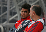 31 March 2007: Toronto's Paulo Nagamura (BRA) (l) with assistant coach Mike Matkovich.  The United Soccer League Division 1 Charleston Battery lost to Major League Soccer expansion team Toronto FC 3-0 in a preseason game at Blackbaud Stadium on Daniel Island in Charleston, SC, as part of the Carolina Challenge Cup.
