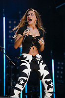 08 June 2019 - Nashville, Tennessee - Kassi Ashton. 2019 CMA Music Fest Nightly Concert held at Nissan Stadium. <br /> CAP/ADM/FRB<br /> ©FRB/ADM/Capital Pictures