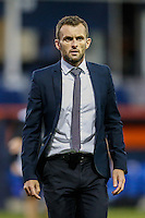 Nathan Jones (Manager) of Luton Town during the Sky Bet League 2 match between Luton Town and Newport County at Kenilworth Road, Luton, England on 16 August 2016. Photo by David Horn.