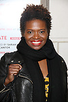 LaChanze attend the Manhattan Theatre Club's Broadway debut of August Wilson's 'Jitney' at the Samuel J. Friedman Theatre on January 19, 2017 in New York City.