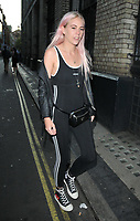 India Rose James at the HENI Gallery x Adidas &quot;Prouder&quot; project private view &amp; party, HENI Gallery, Lexington Street, London, England, UK, on Tuesday 03 July 2018.<br /> CAP/CAN<br /> &copy;CAN/Capital Pictures