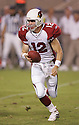 Josh McNown, of the Arizona Cardinals, in action against the Dallas Cowboys on August 13, 2005...Arizona wins 13-11..Jason Wise / SportPics