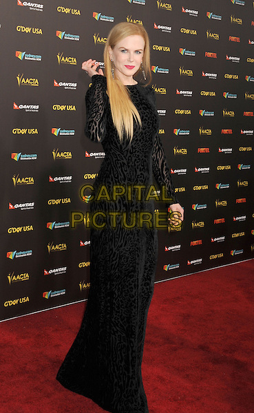 LOS ANGELES, CA - JANUARY 31: Actress Nicole Kidman attends the 2015 G'Day USA Gala featuring the AACTA International Awards presented by Qantas at Hollywood Palladium on January 31, 2015 in Los Angeles, California.<br /> CAP/ROT/TM<br /> &copy;TM/ROT/Capital Pictures