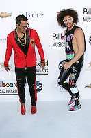 LMFAO at the 2012 Billboard Music Awards held at the MGM Grand Garden Arena on May 20, 2012 in Las Vegas, Nevada. © mpi28/MediaPUnch Inc.