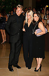 BEVERLY HILLS, CA. - October 02: Joe Simpson, Jessica Simpson and Tina Simpson arrive at Operation Smile's 8th Annual Smile Gala at the Beverly Hilton Hotel on October 2, 2009 in Beverly Hills, California.