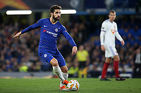 Cesc Fabregas of Chelsea in action during Chelsea vs MOL Vidi, UEFA Europa League Football at Stamford Bridge on 4th October 2018