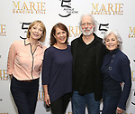 attends the Sneak Peek Presentation for 'Marie, Dancing Still - A New Musical'  at Church of Saint Paul the Apostle in Manhattan on March 4, 2019 in New York City.