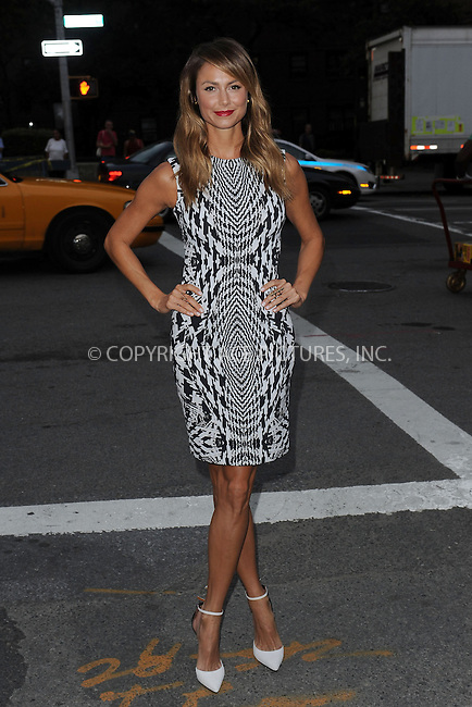 WWW.ACEPIXS.COM<br /> September 7, 2013 New York City<br /> <br /> Stacy Keibler seen at Mercedes Benz Fashion Week at Lincoln Center in New York City on September 7, 2013.<br /> <br /> By Line: Kristin Callahan/ACE Pictures<br /> ACE Pictures, Inc.<br /> tel: 646 769 0430<br /> Email: info@acepixs.com<br /> www.acepixs.com<br /> Copyright:<br /> Kristin Callahan/ACE Pictures