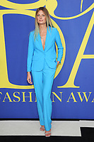 BROOKLYN, NY - JUNE 4: Constance Jablonski at the 2018 CFDA Fashion Awards at the Brooklyn Museum in New York City on June 4, 2018. <br /> CAP/MPI/JP<br /> &copy;JP/MPI/Capital Pictures