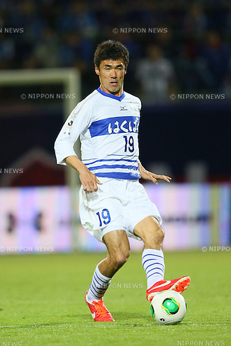 Kohei Morita (Ventforet), .APRIL 10, 2013 - Football /Soccer : .2013 J.LEAGUE Yamazaki Nabisco Cup .between Omiya Ardija 1-3 Ventforet Kofu .at NACK5 Stadium Omiya, Saitama, Japan. .(Photo by YUTAKA/AFLO SPORT)