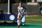 15 November 2015: North Carolina's Julia Young. The University of North Carolina Tar Heels played the University of Michigan Wolverines at Francis E. Henry Stadium in Chapel Hill, North Carolina in a 2015 NCAA Division I Field Hockey Tournament Quarterfinal match. UNC won the game 1-0.