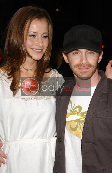 Seth Green and friend<br />