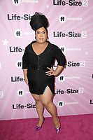 "LOS ANGELES - NOV 27:  Patrick Starrr at the ""Life Size 2"" Premiere Screening at the Roosevelt Hotel on November 27, 2018 in Los Angeles, CA"