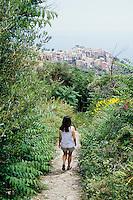 Corniglia, Liguria, 2013.
