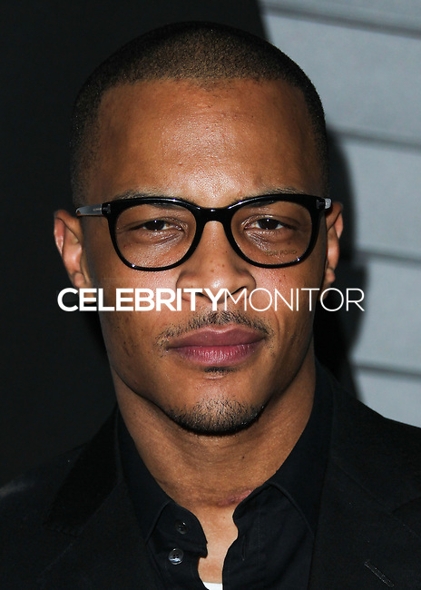 WEST HOLLYWOOD, CA, USA - JUNE 10: T.I., Clifford Joseph Harris, Jr. at the MAXIM Hot 100 Party held at the Pacific Design Center on June 10, 2014 in West Hollywood, California, United States. (Photo by Xavier Collin/Celebrity Monitor)