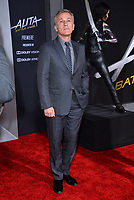 LOS ANGELES, CA. February 05, 2019: Christoph Waltz at the premiere for &quot;Alita: Battle Angel&quot; at the Regency Village Theatre, Westwood.<br /> Picture: Paul Smith/Featureflash