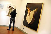 """Mostra """"Centro Periferia """" Teatro dei Dioscuri, Roma. IV edizione.Federculture."""