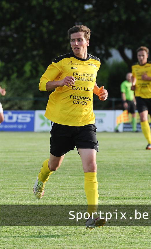 KSCT Menen - Winkel Sport :<br /> <br /> KSCT Menen :  Gwenny Opbrouck<br /> <br /> <br /> foto VDB / BART VANDENBROUCKE