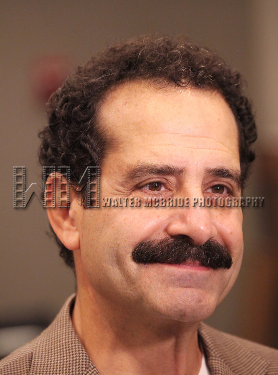Tony Shalhoub attending the Meet & Greet for the Lincoln Center Theater's 75th Anniversary Production of 'Golden Boy' at their Rehearsal Studios on 10/25/2012 in New York.