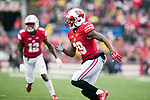 Wisconsin Badgers defensive back Dontye Carriere-Williams (29) during an NCAA College Big Ten Conference football game against the Michigan Wolverines Saturday, November 18, 2017, in Madison, Wis. The Badgers won 24-10. (Photo by David Stluka)
